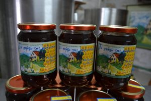 Ανθόμελο του βουνού και μέλι βελανιδιάς από τα Ζαγοροχώρια