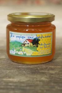 Μέλι από ανοιξιάτικη ανθοφορία στο Τσεπέλοβο - Ζαγοροχώρια